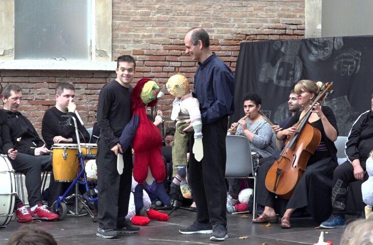 Festival Reverso, appuntamento all'Osservanza con l'associazione Cuberdon fra arte e musica