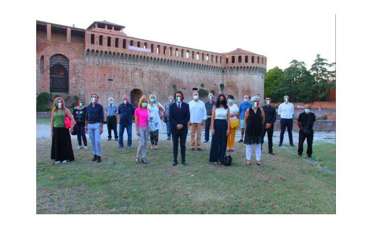 #Imola2020, Fratelli d'Italia presenta la propria lista a sostegno del candidato Daniele Marchetti