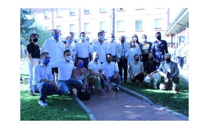 #Imola2020, al Molino Rosso svelata la lista della Lega che appoggerà Daniele Marchetti