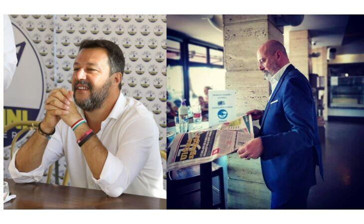 Molino Rosso al centro della vita politica italiana, dopo Salvini ecco Bonaccini al bar dell'hotel imolese