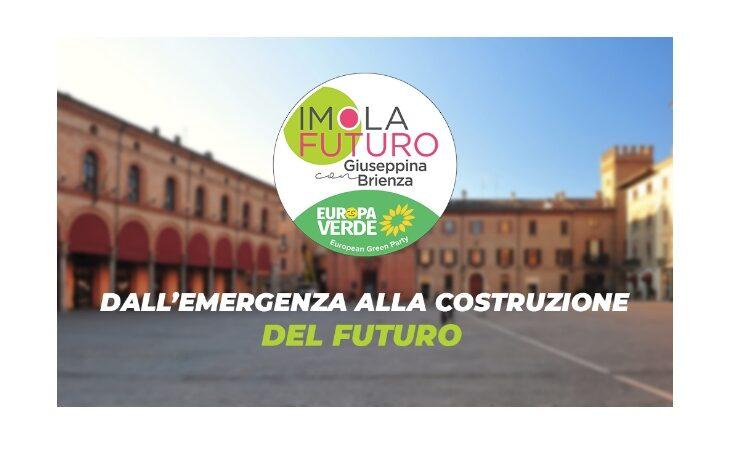#Imola2020, depositata la lista Imola Futuro-Europa Verde a sostegno del candidato sindaco Panieri