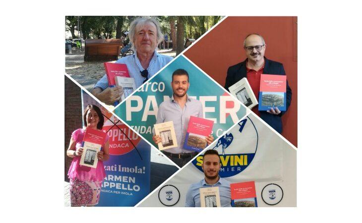 Ai candidati sindaco due libri Bacchilega che raccontano la nostra storia democratica