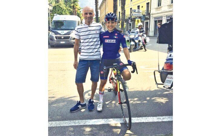 Ciclismo, l'imolese Alessia Patuelli torna azzurra e domani sarà in gruppo agli Europei