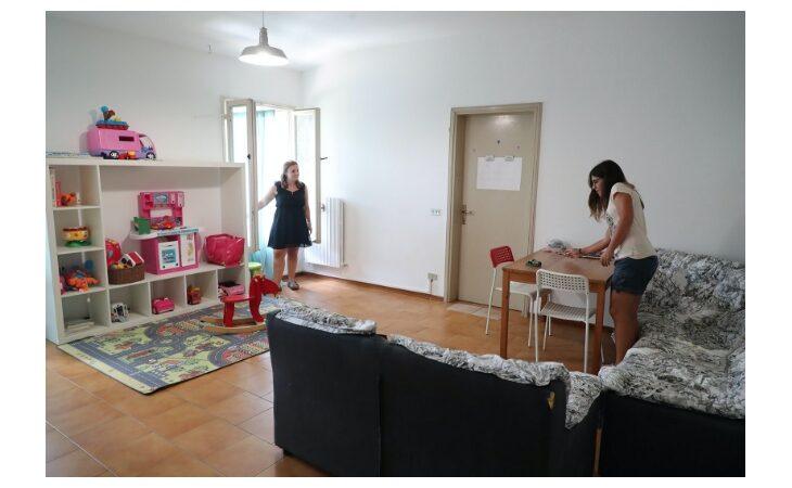 A Imola nell'ex villa donata dalla contessa Gamberini Santa Caterina ospita donne in difficoltà assieme ai figli