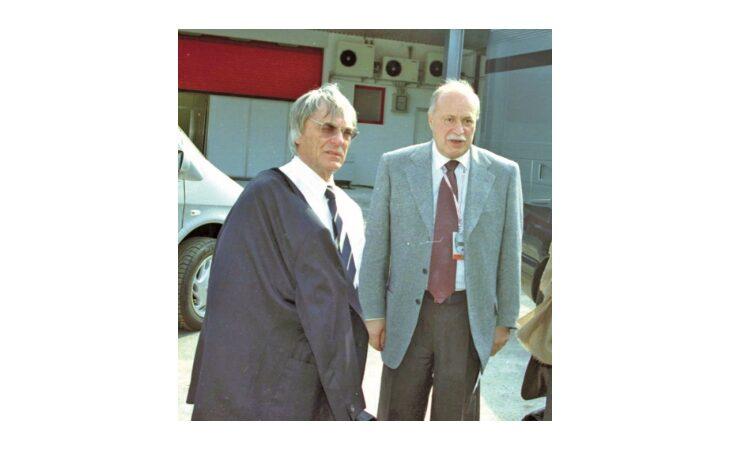 F.1 a Imola, intervista all'ex presidente dell'autodromo Federico Bendinelli