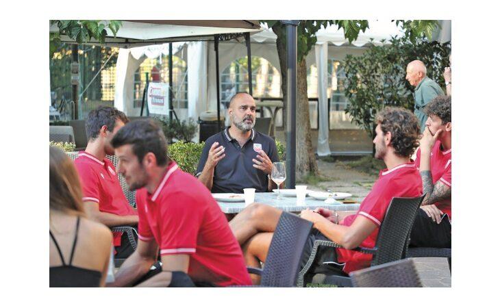 Basket serie B, Paolo Moretti lo… jugoslavo racconta perché ha scelto di allenare l'Andrea Costa