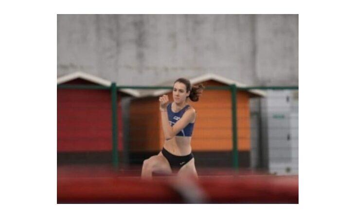 Atletica, bronzo tricolore assoluto per l'imolese Marta Morara nel salto in alto