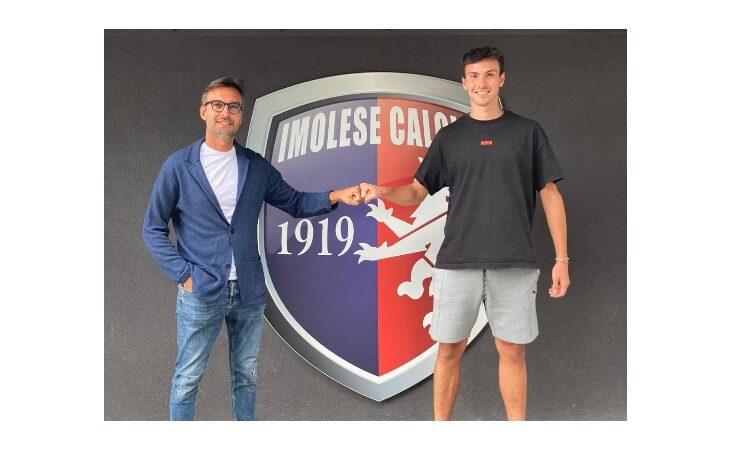Calcio serie C, l'Imolese puntella la difesa con il 2000 Alessandro Pilati