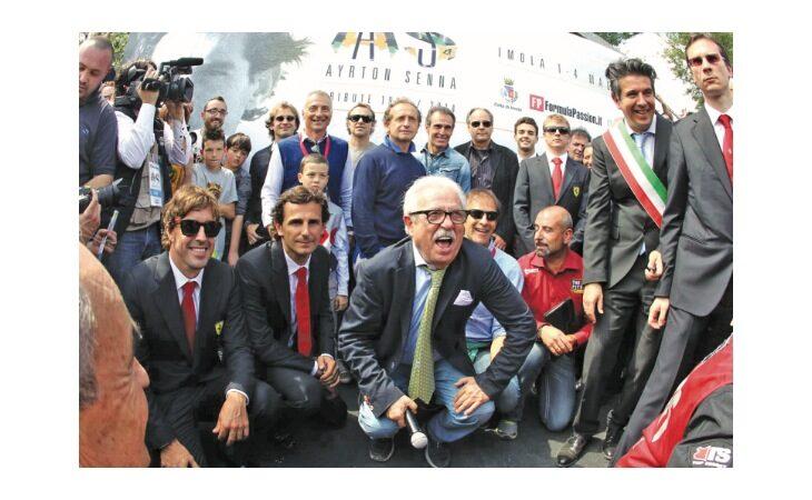 Ezio Zermiani e il ritorno della F.1 sul Santerno: «Imola è una cattedrale, occasione da capitalizzare»