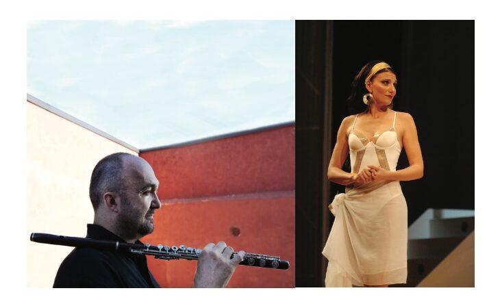 Massimo Mercelli e Daniela Pini protagonisti a Imola in due serate per l'Emilia Romagna festival
