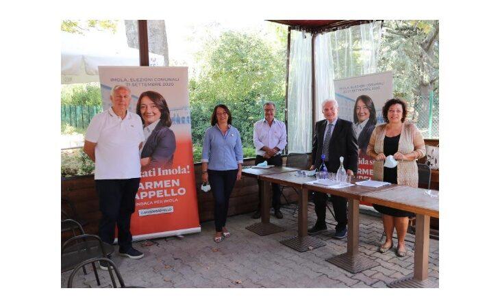 #Imola2020, la candidata Carmen Cappello ha anticipato i nomi di quattro assessori in caso di vittoria