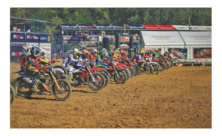 Mondiale motocross, nel weekend si chiude con il pubblico il triplo appuntamento a «Monte Coralli»