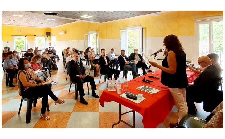 #Imola2020, la segretaria generale della Cgil Imola Mirella Collina illustra i contenuti del documento presentato ai candidati sindaco