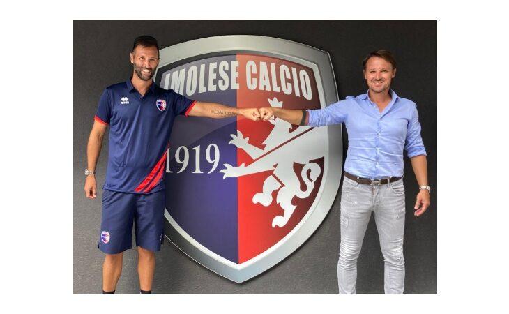 Calcio serie C, colpo in difesa per l'Imolese: ingaggiato l'esperto Michele Rinaldi