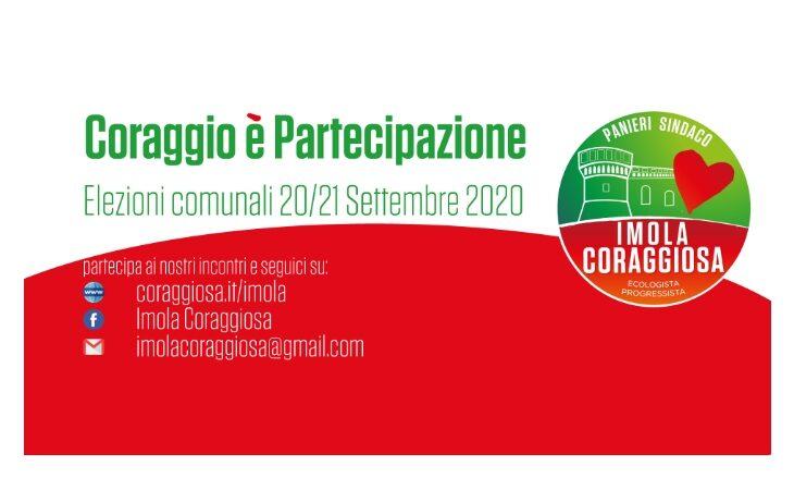 #Imola2020, i prossimi appuntamenti elettorali della lista Imola Coraggiosa