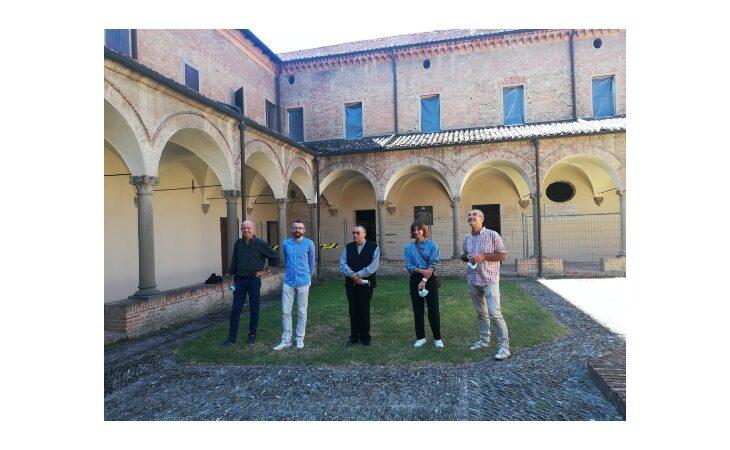 L'Antica biblioteca rinasce nell'ex convento dell'Osservanza