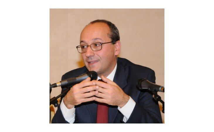 #Imola2020, l'economista e senatore della Lega Alberto Bagnai incontra il candidato Marchetti
