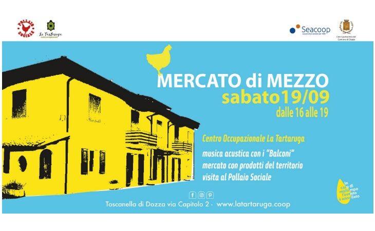Il virus annulla il Festival di Mezzo a Toscanella, al suo posto il Mercato al centro La Tartaruga