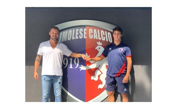 Calcio serie C, l'Imolese con Gregorio Morachioli aggiunge velocità e dribbling in attacco