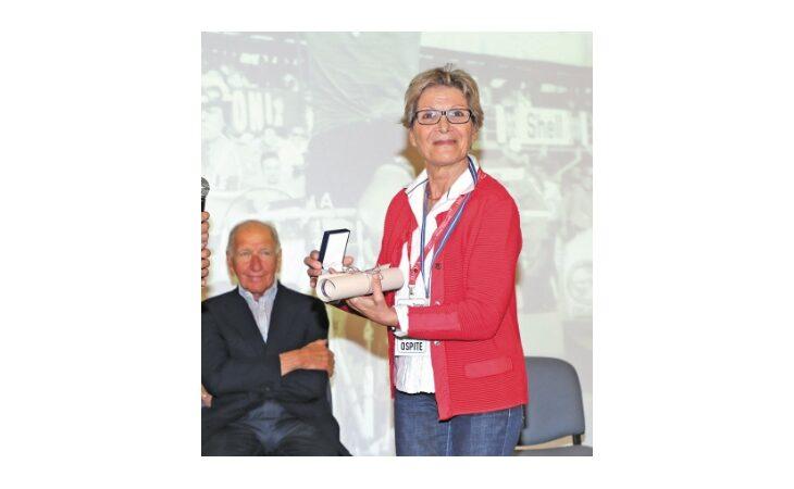Mondiali di ciclismo, Morena Tartagni nel '68 a Imola arrivò terza tra le donne: «Come premio una gonna scozzese»