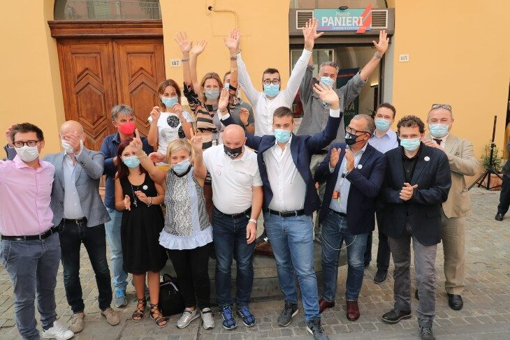Imola 2020, Marco Panieri sindaco al primo turno. E anche a Faenza vince nettamente Massimo Isola