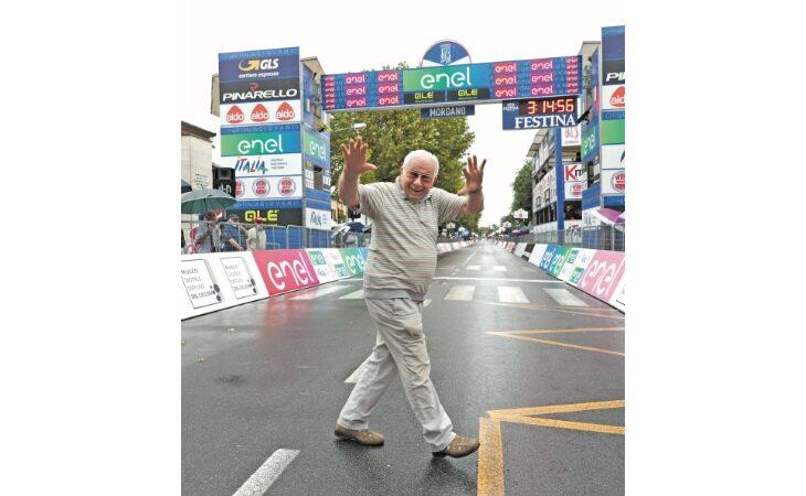 Ciclismo, Nino Ceroni e gli iridati a Imola 52 anni dopo: «Mondiali manna dal cielo, ma stavolta non ho meriti»
