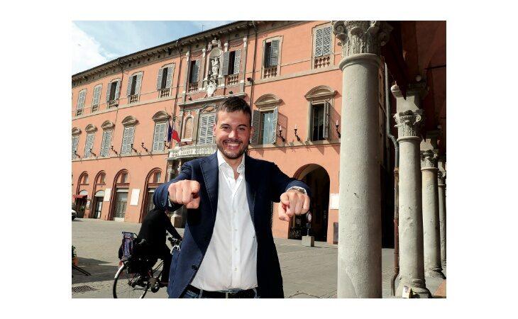 Il nuovo sindaco di Imola Marco Panieri già al lavoro: primi impegni e temi «caldi» con in testa il motto di nonno Giorgio