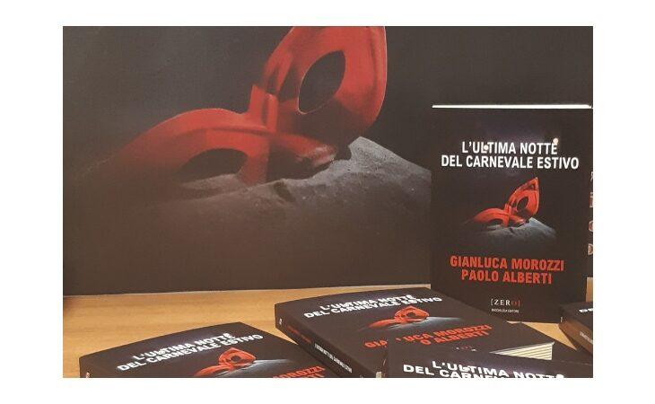 «L'ultima notte del Carnevale estivo», lo scrittore Gianluca Morozzi presenta il suo romanzo noir edito da Bacchilega