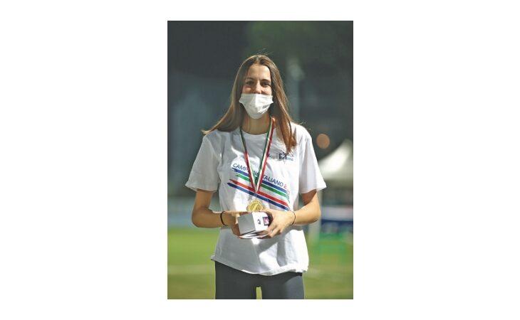 Atletica, due ori e un bronzo per la Sacmi Avis ai tricolori giovanili. Titolo e record per Marta Morara