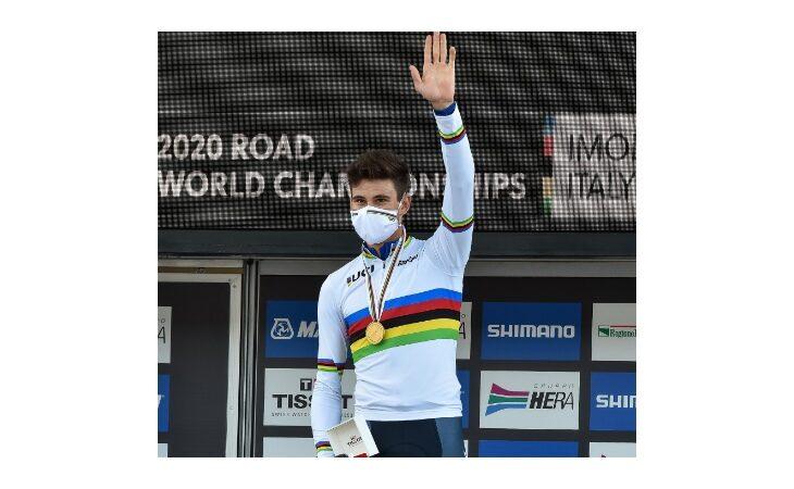 Mondiali di ciclismo «Imola 2020», il più veloce contro il tempo è l'azzurro Filippo Ganna