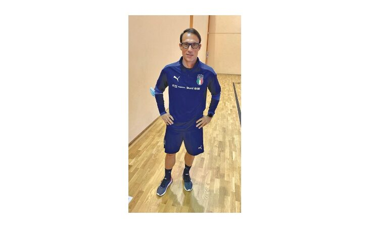 Futsal, Vanni Pedrini nuovo vice allenatore della Nazionale italiana