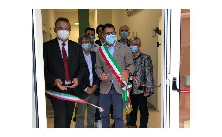 A Medicina inaugurato nella Casa della salute il nuovo centro per donare il sangue con Avis e Fidas-Advs