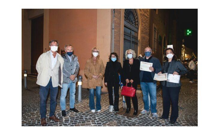 «Uno scontrino per la scuola», l'iniziativa dei commercianti di Medicina premia i plessi Simoni, Biagi, Vannini e Zanardi