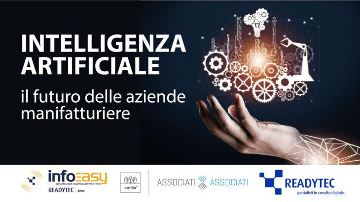 Evento online dedicato alle Industrie con Confindustria Emilia