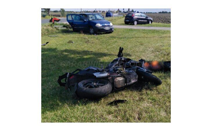 Tragedia sulla San Vitale, motociclista 68enne perde la vita
