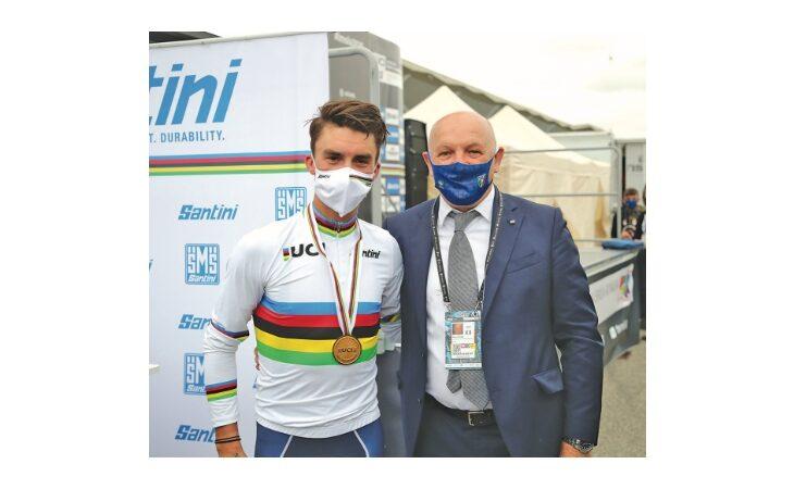 Mondiali ciclismo «Imola 2020», è stato l'evento di Marco Selleri: «Territorio straordinario, tutti hanno fatto squadra»