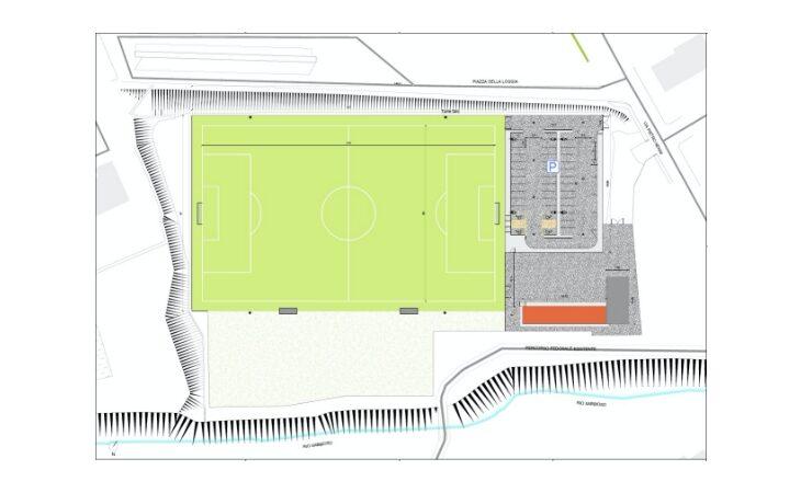 Approvato il progetto definitivo per la rigenerazione dell'impianto sportivo «Papparelli» di Toscanella