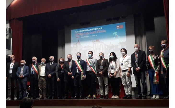 Il sindaco di Dozza Albertazzi nel Consiglio direttivo del Club dei Borghi più Belli d'Italia