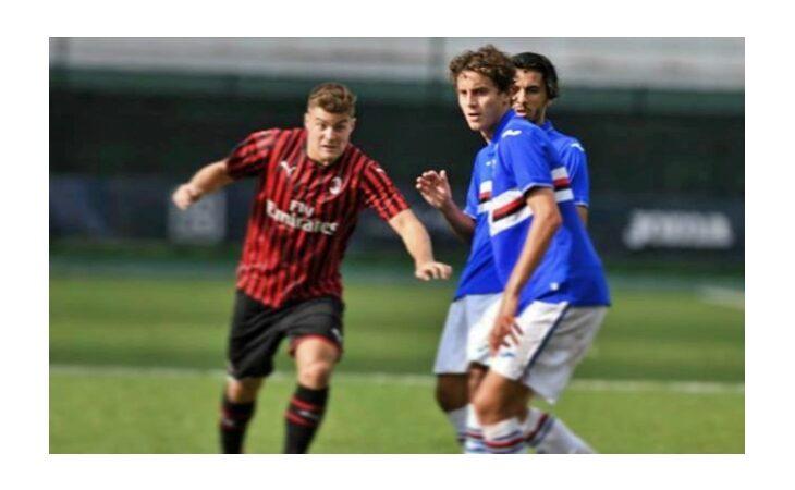 Calcio serie C, l'ultimo arrivo in casa Imolese è il blucerchiato Lorenzo Sabattini