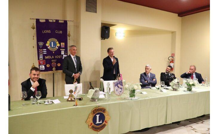 Al meeting Lions Club Imola Host l'esperienza dell'Ausl nella gestione dell'emergenza Coronavirus