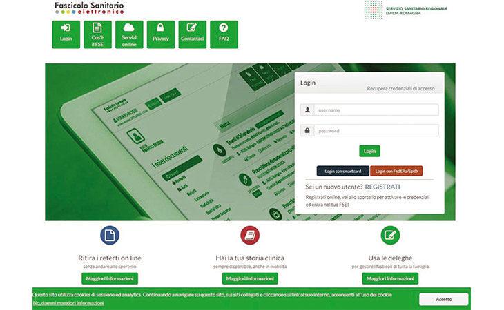 Il Fascicolo sanitario elettronico ora viene creato in automatico per tutti i cittadini dell'Emilia-Romagna