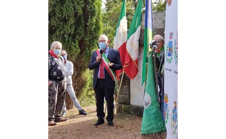 Comune e Anpi di Imola oggi hanno ricordato i caduti della «Battaglia di Purocielo»