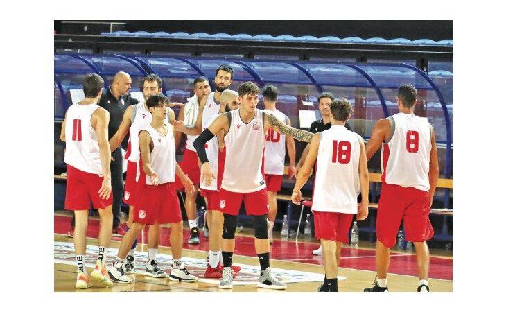 Basket serie B Supercoppa, buona la prima per l'Andrea Costa