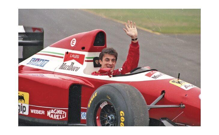 Aspettando il Gp di F.1, i ricordi dell'ex pilota Jean Alesi: «Imola? Succederà di tutto»