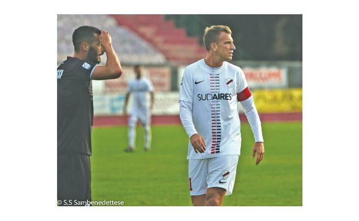 Calcio serie C, l'Imolese sfida la Sambenedettese di Maxi Lopez e Montero