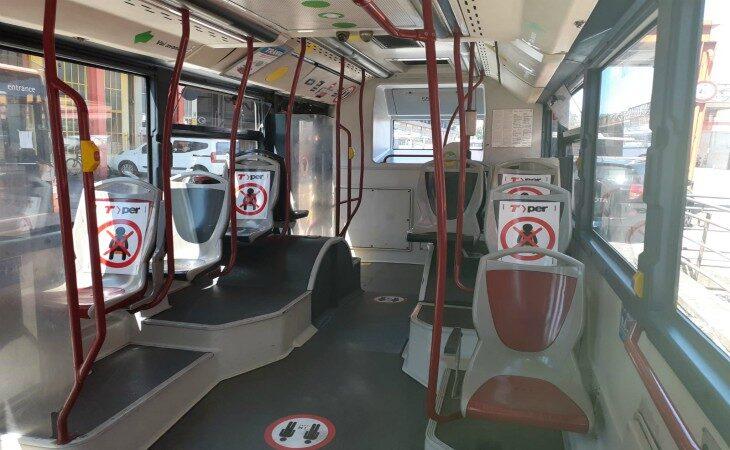 Bus Tper, da novembre con l'app Roger si può sapere in anticipo quante persone ci sono a bordo