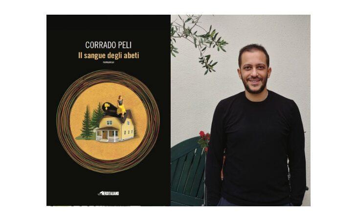 «Il sangue degli abeti», nuovo romanzo giallo per lo scrittore medicinese Corrado Peli