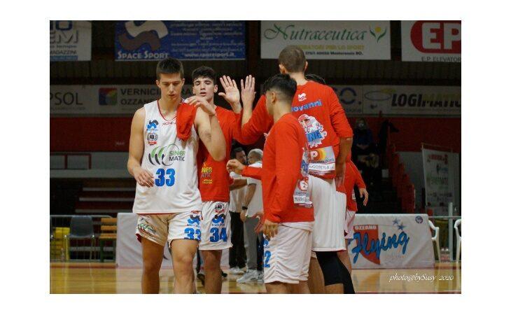Basket serie B Supercoppa, a Cremona la prima gioia della Sinermatic Ozzano