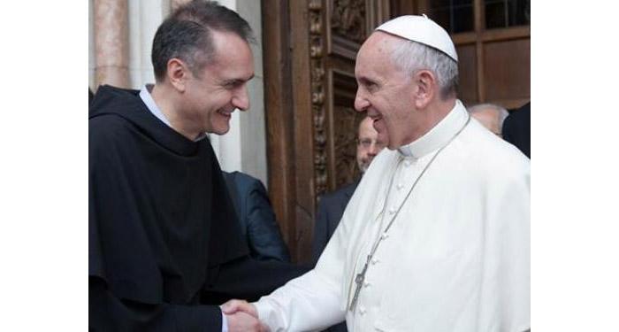 Papa Francesco nomina Cardinale il francescano imolese Padre Mauro Gambetti