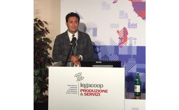Balducci (Cefla) eletto presidente nazionale di Legacoop Produzione e Servizi